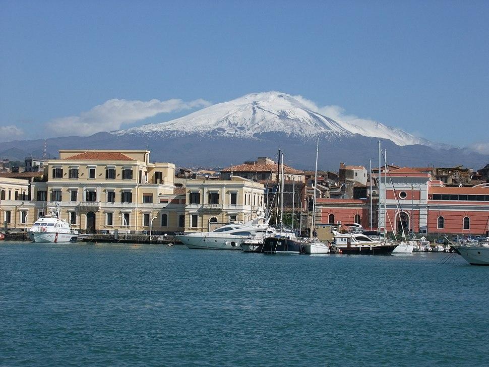 Catania-etna