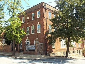 Cathedral of Saint Peter (Wilmington, Delaware) - St. Peter's Rectory