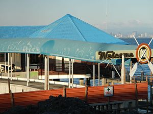 Metrostar Ferry - The Metrostar Ferry Cavite Terminal