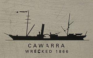 SS Cawarra - Image: Cawarra thumbnail