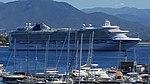 Celebrity Silhouette Ajaccio 2015 (Azura).jpg