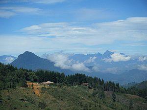 Cerro Bravo - Cerro Bravo in June 2010