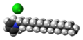 Cetylpyridinium chloride 3D spacefill.png