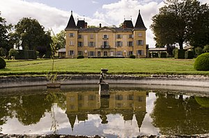 Château de Vaurenard - Château de Vaurenard.