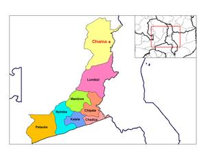 Muchinga Province WikiVisually