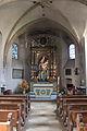 Chapelle Notre Dame Echternach interior 2012-08.jpg