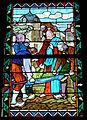 Chapelle Pen Bron vitrail Jésus enfant paralysé.JPG