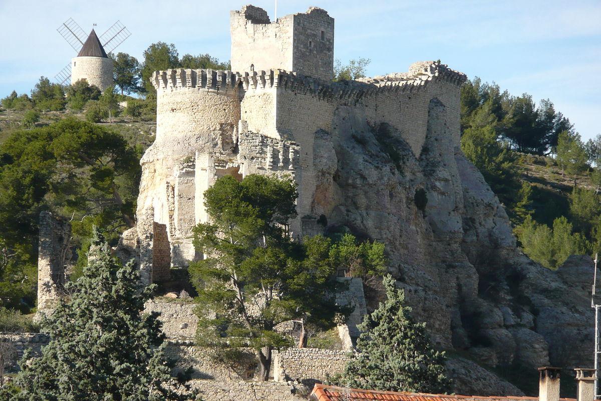 Chateau Saint Marcel Puymirol France