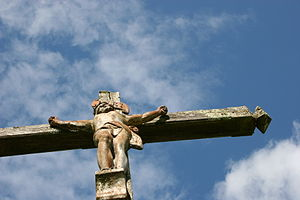 English: Charente Christian Cross