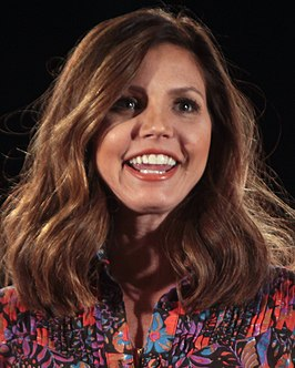 Charisma Carpenter in 2015.
