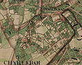 Charleroi - Broucheterre et Faubourg - Ferraris map (1770-1778).jpg