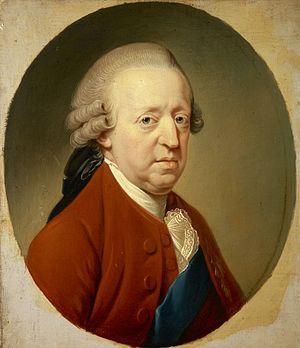 Redgauntlet - Charles Edward Stuart in 1775