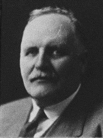 Tauranga by-election, 1923 - Image: Charles Mac Millan