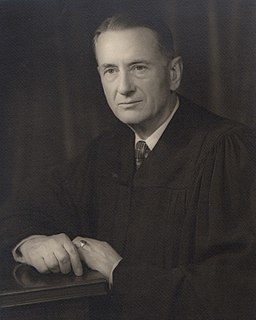 Charles Evans Whittaker Former Associate Justice of the Supreme Court of the United States