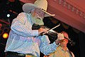 """Charlie Daniels, plays """"The Devil Went Down to Georgia"""" at the opening of the 131st National Guard Association of the United States General Conference.jpg"""