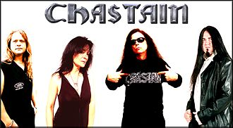 Chastain (band) - Image: Chastain Band Pix
