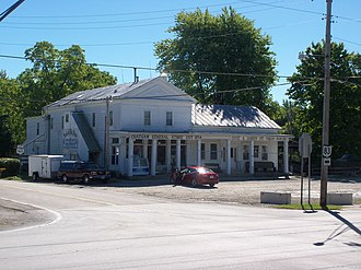Chatham Township, Medina County, Ohio - Chatham General Store has served the community since 1854