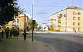 Cheboksary. Karl Marx & Volodarsky Streets crossing. 1990s.jpg