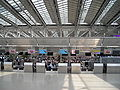 Check-in counters at Suvarnabhumi International Airport.JPG
