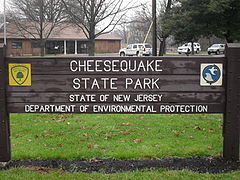 Image result for cheesequake state park