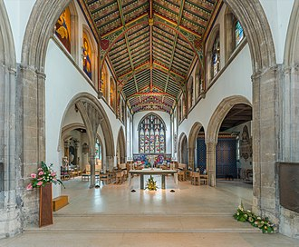 Chelmsford Cathedral - The chancel