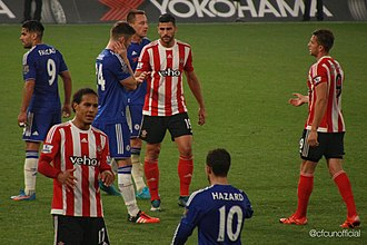 2015–16 Southampton F.C. season - The club beat league champions Chelsea 3–1 on 3 October 2015.