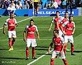 Chelsea 2 Arsenal 0 (20944276374).jpg