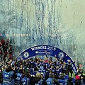 Chelsea 2 Spurs 0 Capital One Cup winners 2015 (16505977360).jpg
