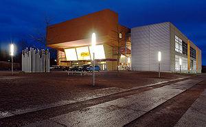 Chemnitz University of Technology - TU Chemnitz, new lecture theater