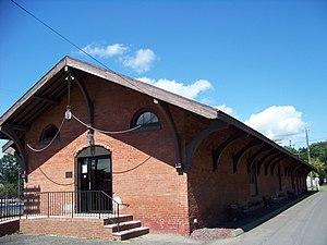 Horseheads (village), New York - Chemung Railway Depot, Horseheads, NY