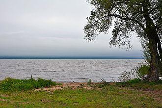 Chequamegon Bay - Chequamegon Bay near Ashland