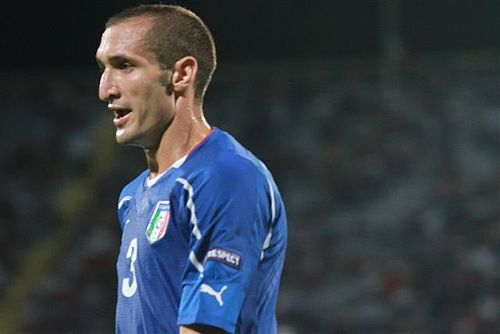 Chiellini with Italian national team in 2011 Chiellini in Nazionale.jpg