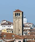 Chiesa di San Cassiano - Venezia - Bell Tower.jpg