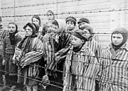 Child survivors of Auschwitz