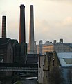 Chimneys and Salt's Mill, from Shipley (2217416110).jpg