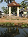 Chithira Thirunal Balarama Varma Statue, Moncompu.jpg