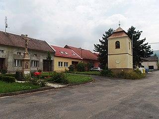Chomýž Municipality in Zlín, Czech Republic