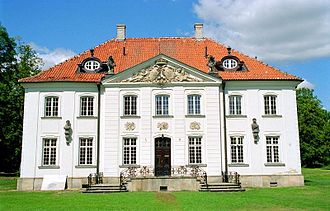 Choroszcz - Branicki's summer residence