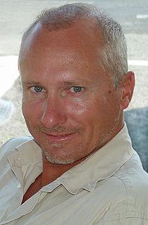 Chris Dickson (sailor) New Zealand sailor
