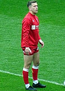 Chris Atkin English professional rugby league footballer
