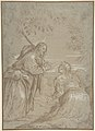 "Christ Appearing to Saint Mary Magdalen (""Noli Me Tangere""). MET DP807849.jpg"