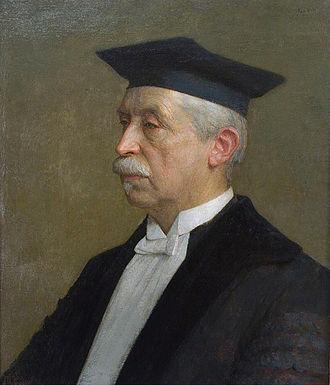 Jan Veth - Christiaan Eijkman by Jan Veth