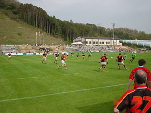 Christian Brothers College, Cork - CBC rugby team at Sanix World Rugby Youth Tournament, Global Arena, 2006