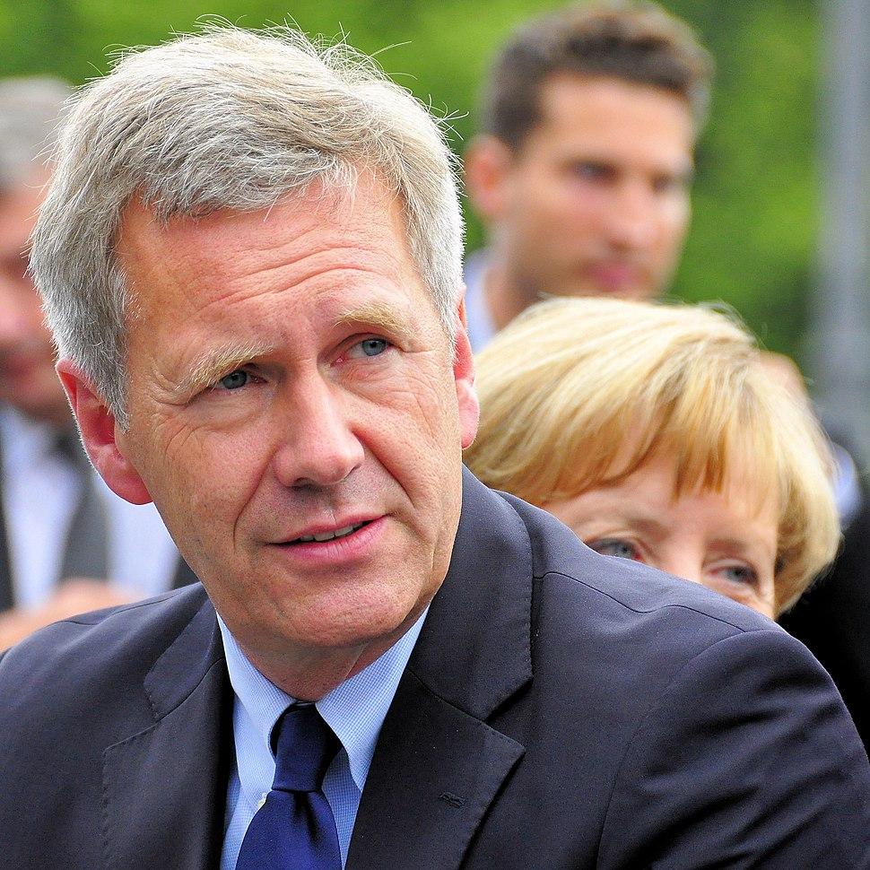 Christian Wulff 2014