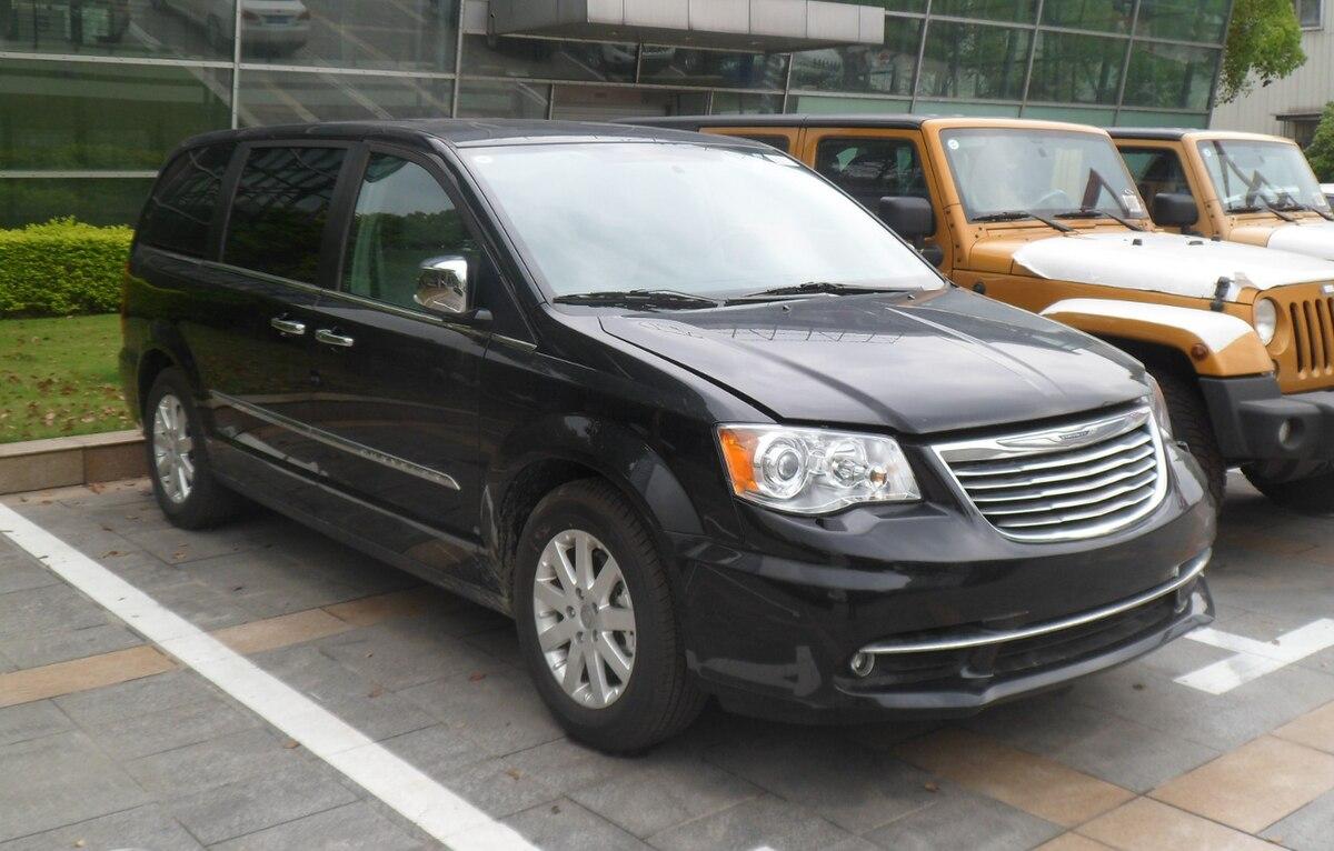 Chrysler Voyager Wikip 233 Dia
