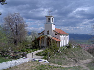 """""""Uspenie Bogorodichno"""" - a church ne..."""