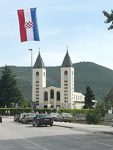 Church in Međugorje, B-H, June 4th 2007 (1).jpg