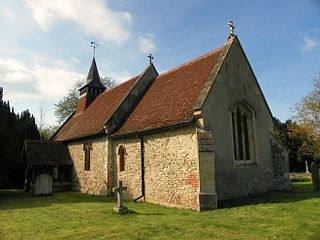 village and civil parish in Hertfordshire, England