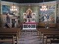 Church of Saint Valentine in Woźniki altar 2013.JPG