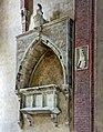 Church of the Eremitani (Padua) - Interior - Tomb of Francesco Dotto.jpg